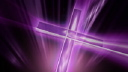 Royalty Free HD Video of a Cross