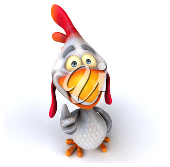 Fun chicken