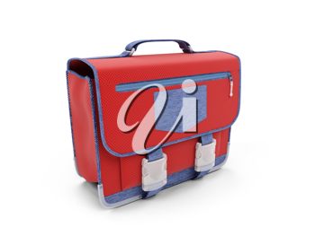 Royalty Free Clipart Image of a Bag