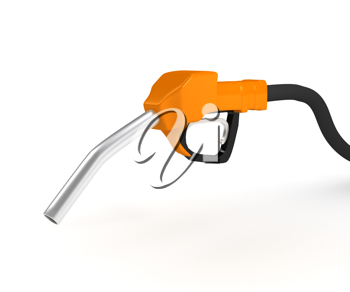 Royalty Free Clipart Image of a Gas Station Pump