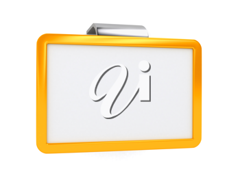 Royalty Free Clipart Image of a Board