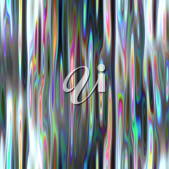 Abstract Background with  Effect of the Liquid Metal.