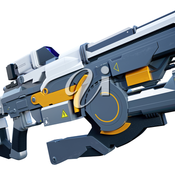 Weapon for the future wars detailed view