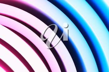 Pink and purple abstract curves illustration background hd